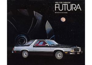 1980 Ford Fairmont Futura