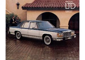 1980 Ford LTD