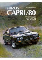 1980 Mercury Capri