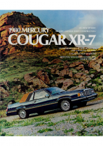1980 Mercury Cougar