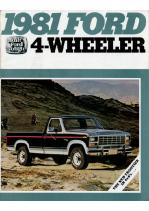 1981 Ford 4 Wheeler