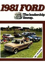 1981 Ford Trucks