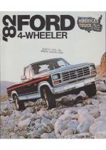 1982 Ford 4 Wheeler