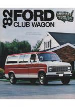 1982 Ford Club Wagon