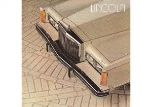 1982 Lincoln Town Car