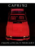 1982 Mercury Capri