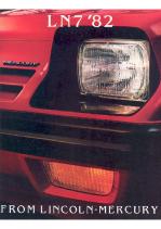1982 Mercury Cougar LN7