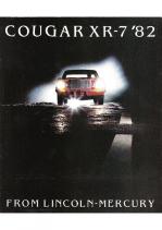 1982 Mercury Cougar XR7