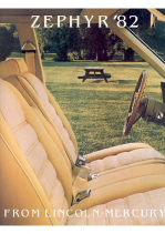 1982 Mercury Zephyr