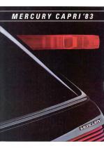 1983 Mercury Capri