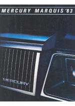 1983 Mercury Marquis
