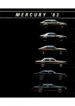 1983 Mercury Full Line