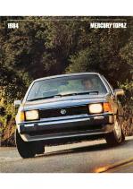 1984 Mercury Topaz
