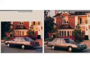1986 Ford LTD