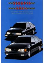 1988 Merkur Scorpio XR4ti