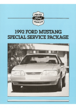 1992 Ford Police