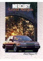 1992 Mercury Grand Marquis V1