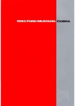 1993 Ford Mustang SVT