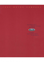 1997 Ford Mustang SVT