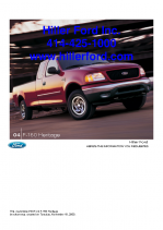 2004 Ford F150 Heritage