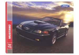 2004 Ford Mustang Dealer