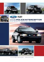 2008 Ford Police Interceptor
