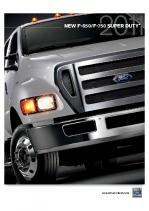 2011 Ford F650-F750