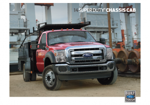 2014 Ford Super Duty Chassis Cab
