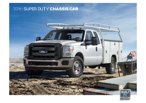 2016 Ford Chassis Cab
