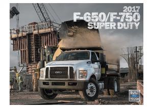 2017 Ford F650-F750