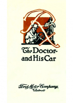 1912 Ford For Doctor
