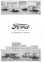 1917 Ford Business Cars