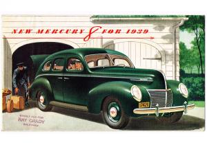 1939 Mercury