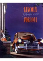 1941 Lincoln Full Line