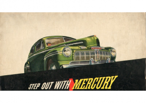 1946 Mercury Full Line
