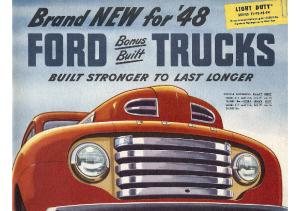1948 Ford Trucks