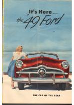 1949 Ford Full Line