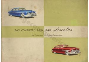 1949 Lincoln Full Line