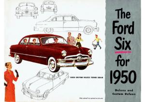 1950 Ford V6