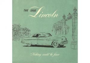 1950 Lincoln Full Line