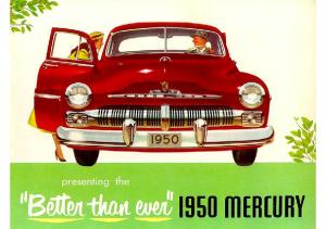 1950 Mercury Full Line
