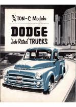 1951 Dodge 1 Ton C
