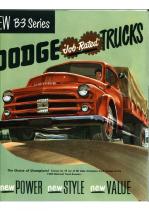 1951 Dodge B3
