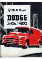 1951 Dodge Half Ton B