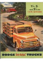 1952 Dodge 1 Ton
