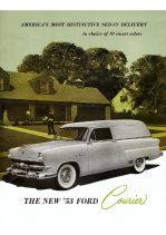 1953 Ford Courier