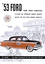 1953 Ford Taxi