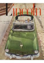1953 Lincoln Full Line
