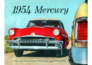 1954 Mercury Full Line