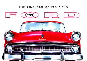 1955 Ford Full Line